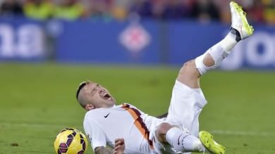 La Roma si ferma 1-1 a Firenze    Gol    Pogba super: Juve vola a +7