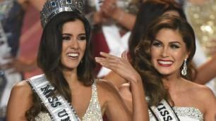 Miss Universo è colombiana   video   La Vega vince e torna a studiare