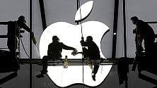 Svolta per Apple: vende più in Cina che negli Usa