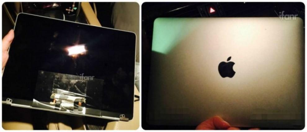 """Arriva il Macbook Air da 12"""", le prime foto leaked"""