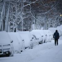 Bufera su New York, De Blasio: in arrivo la peggiore tempesta di neve della storia
