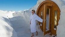 Tra sport e wellness una sciata alle terme       Ft     Dal Bianco a Merano