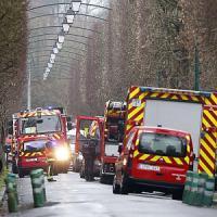 """Francia, incendio in casa di Jean-Marie Le Pen: """"E' distrutta, non"""
