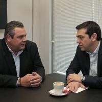 Tsipras, la prima giornata da premier