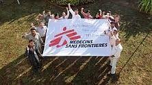 """Medici Senza Frontiere, un mese di lavoro  dentro quattro """"Trincee"""""""