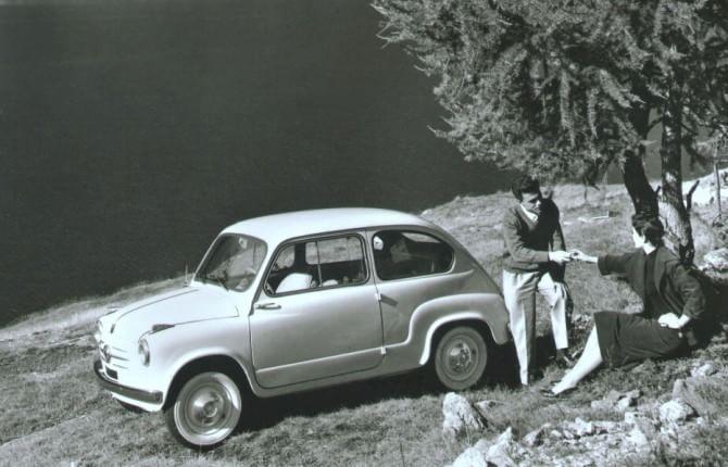 Compie 60 anni la Fiat 600, l'Italia sognava così