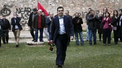 Grecia, Tsipras ha giurato: è premier      Video   -   Fotocronaca  La giornata