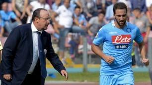 Benitez vuole il terzo posto  diretta  Napoli-Genoa 1-0      Cassano-Parma , è divorzio