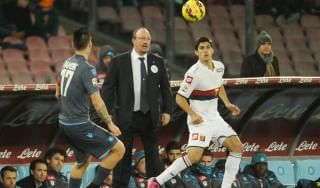 Napoli, Benitez: ''Dovevamo chiudere prima la gara, degli arbitri non parlo''