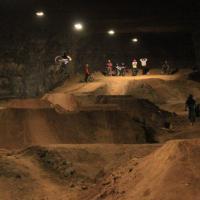 Evoluzioni underground: la miniera diventa bike park