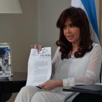 """Caso Nisman, Kirchner in tv: """"Riforma dei servizi"""". E attacca collaboratore del pm"""