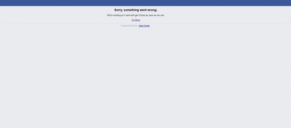 Facebook e Instagram irraggiungibili per quasi un'ora. Ironia #FacebookDown sui social