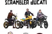 La Ducati Scrambler si fa in tre