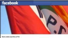 Il Partito Comunista esiste ancora. Su Facebook