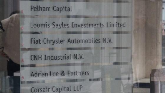 Fiat, tre piani a Londra per gestire 225mila dipendenti. Ecco la sede del nuovo gruppo