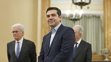 Grecia, Syriza:  irrealistico pagare debito     Merkel contraria    a richiesta riduzione