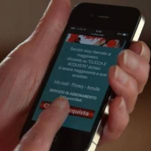 Servizi non richiesti sul cellulari, nuove regole dal Garante