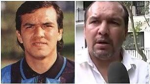 Da Casagrande a Ruben Sosa   Come invecchiano i calciatori
