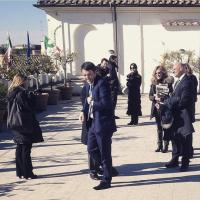 """Quirinale, consultazioni in corso al Nazareno: le foto """"dietro le quinte"""""""