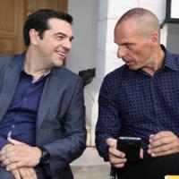 Tsipras presenta il suo governo: tre ministri pro-euro e Kammenos alla Difesa