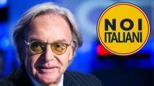 """Della Valle in politica con il simbolo """"Noi italiani"""""""