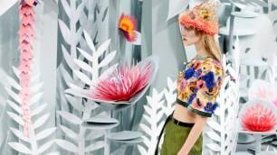 Haute couture: Chanel e il giardino delle meraviglie