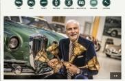 """ClassicDriver celebra Lopresto, il """"Golden boy"""" del collezionismo"""