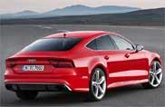 Audi A7 Sportback, la famiglia si allarga