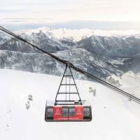 Dormire a 2700 metri: il concorso per vincere una notte in funivia sulle Alpi