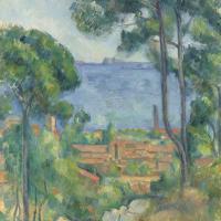 Londra, Christie's mette all'asta la Provenza di Cézanne