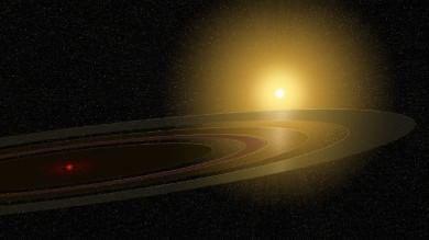 """Spazio, quel pianeta gigante è il vero """"signore degli anelli"""""""
