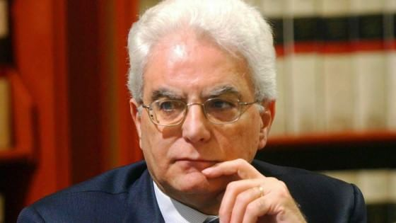 Mattarella Presiden Italia Yang Baru