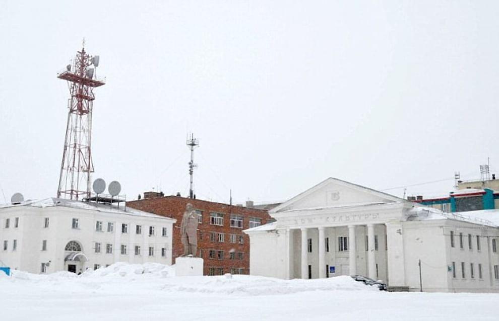 Benvenuti a Dudinka, 40 gradi sotto zero: la città è un ghiacciolo - La Repubblica
