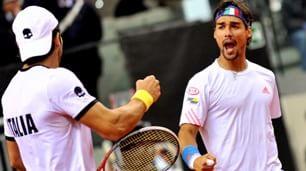 Australian Open, doppio: Bolelli-Fognini in finale