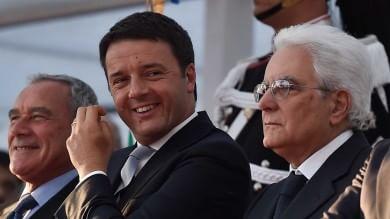 """Da oggi si vota Renzi: """"Sul Colle Mattarella"""""""