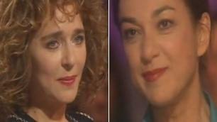 Golino-Bignardi, 'flirt' in diretta ''Mi piace tutto di te''