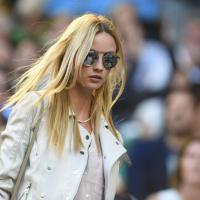 Australian Open, Kim Sears vs Ester Sotorova: atelier sugli spalti