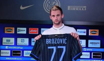 "Brozovic mira in alto   video   ""Sarò come Lampard"""