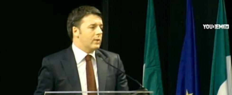 """Renzi: """"Mattarella unico nome"""". Sì unanime dei grandi elettori Pd. Berlusconi: """"Devo pensare"""". Ma Romani: """"Fi non lo voterà"""""""