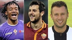 Cuadrado-Chelsea: ok Osvaldo, c'è il Torino