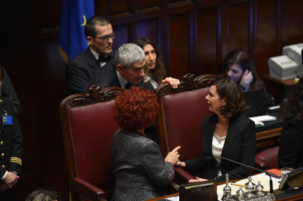 Quirinale, il fotoracconto della prima votazione a Montecitorio