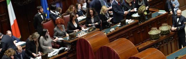Quirinale, alla Camera via al secondo scrutinio