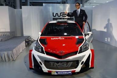 Toyota torna al mondiale Rally dopo 18 anni, la sfida è lanciata