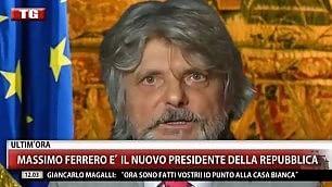 """Romanzo Quirinale, salita al Colle Il nuovo presidente è """"Viperetta"""""""