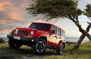 """Wrangler """"X"""", nuova serie speciale Jeep"""