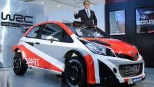 Toyota torna al mondiale Rally dopo 18 anni