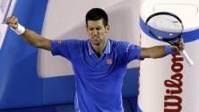 Djokovic vola in finale Wawrinka ko al quinto