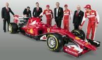 Ecco la nuova SF15-T   video     ft     Vettel : ''Non vedo l'ora''     foto