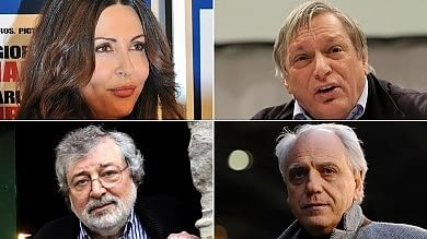 Bettega, Guccini, D'Urso, don Ciotti Le new entry del voto in aula   video