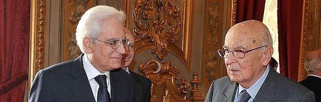"""Quirinale, il giorno di Mattarella -   Speciale    Appello di Renzi: """"Eleggiamo un galantuomo""""   Oggi bastano 505 voti. Centrodestra spaccato"""